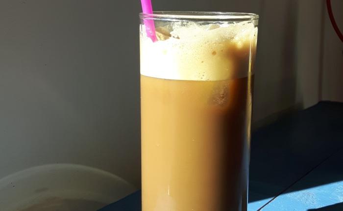 Koffie met eenrietje