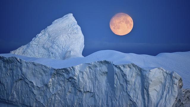 De ijsberg