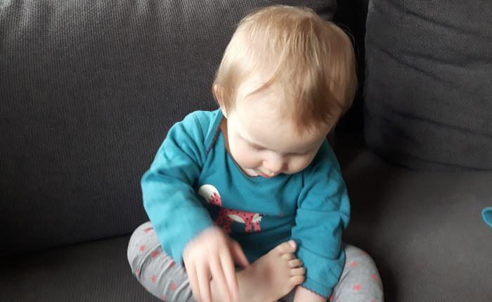 Communicerende baby